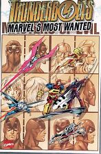 Thunderbolts : Marvel's Most Wanted by Stern Isabella Espinosa 1998, TPB Marvel