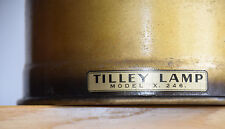 TILLEY LAMP x246 Metallic Waterslide DECAL plus other models