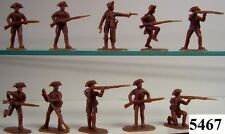 Armies In Plastic 5467 - U.S. Rev. Loyalist (Tories) Figures-Wargaming Kit