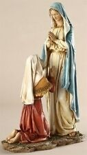"""SALE! 10"""" Our Lady of Lourdes Blessed Virgin Mary Marian Statue Figurine NEW!!"""