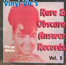 VINYL VIC'S 'Rare & Obscure Answer Records' - Vol# 5 - 30 VA Tracks