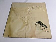 Jefferson Airplane Bark LP 1971 Grunt Vinyl Record