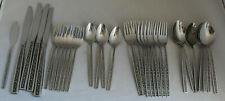 New listing 23 Pc Lot Miracle Maid Mma1 Stainless Daisy Scrolls