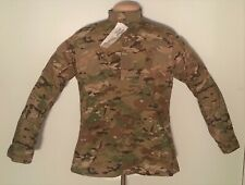 US Military Army Multicam Combat Coat Flame Resistant Men's M MEDIUM LONG