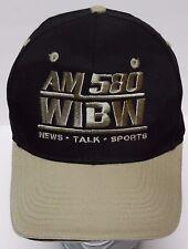 WIBW AM 580 News Talk Sports Radio TOPEKA LAWRENCE MANHATTAN Advertising Hat Cap