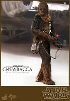 New Hot Toys MMS262 Star Wars Episode IV A New Hope 1/6 Chewbacca Figure