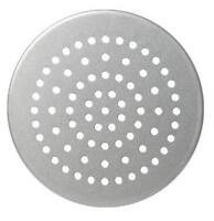 """Perforated Steel Trivet 4.5QT Camp Oven 22cm 8.5"""" Camping Cooking Baking Kitchen"""