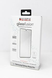 Zagg Invisible GlassFusion Screen Protector for Samsung Galaxy Note 10+ Plus 5G