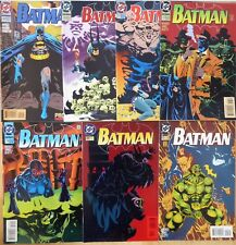 BATMAN N/M Never Read New Old Stock CHOOSE ONE 514 516 517 518 519 520 521