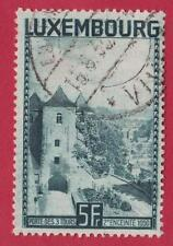 LUXEMBOURG- -N°:251- avec obliteration et sans defauts - catalogue : 6 €
