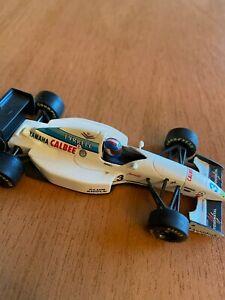 modellino F1 scala 1:43 Tyrrell yamaha