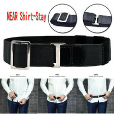 Near Shirt-Stay Best Shirt Stays Black Tuck It Belt Shirt Tucked Mens Shirt Stay