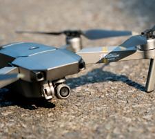 Drone DJI Mavic Pro Platinum + 2 Batteries + Filtres FREEWELL