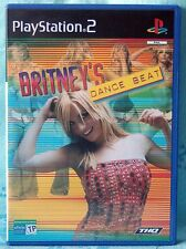 BRITNEY'S DANCE BEAT - PLAYSTATION 2 N.00046