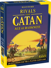 The Rivals for Catan Card Game: Age of Darkness Expansion Set CSICN3135