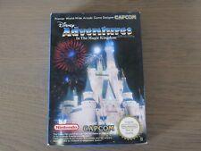JEU NINTENDO NES DISNEY ADVENTURES IN THE MAGIC KINGDOM COMPLET VERSION FR ,,