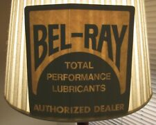 Large BEL-RAY AUTHORIZED DEALER STICKER Vintage Motocross Honda Yamaha Suzuki
