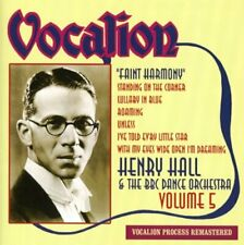 Henry Hall & the BBC Dance Orc - Vol... - Henry Hall & the BBC Dance Orc CD ECVG