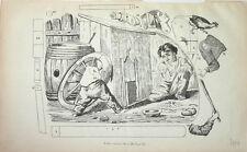 Moveable - Ausschneidebogen - 1877 - ähnlich Meggendorfer