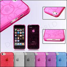 500x di marca nuova gel case elegante iPhone 5s 5 colori se all'ingrosso Joblot Ingrosso