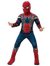 Rubie's 641057m Avengers Infinity Wars Iron Spider Spiderman Deluxe Child