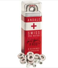 Andalé P. ROD Swiss Pen Box Pro Rated SWISS Skateboard Bearings