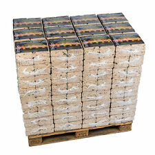 Wood Fuel Briquettes - Perfect alternative to Firewood Logs - Full Pallet