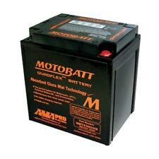 MBTX30UHD MOTOBATT AGM BATTERY 32Ah MOTORCYCLE BATTERY QUAD TERMINAL QUALITY NEW