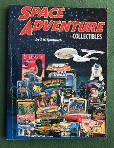 SPACE ADVENTURES COLLECTIBLES TN Tumbusch 1990 Price Guide Star Wars Star Trek