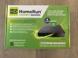 SiliconDust HDHR5-4US HDHomeRun CONNECT Quatro 4 - ATSC Tuner