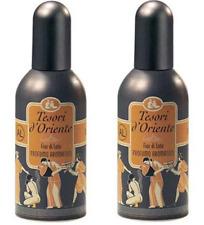 Tesori d'Oriente Perfume Fior di Loto 2X 100ml = 200ml - original italian