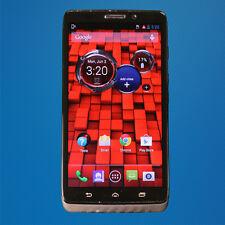 Good - Motorola Droid Maxx XT1080 16GB - Black (Verizon) Smartphone - Free Ship