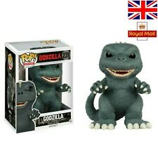 """UK Funko Pop! Godzilla 2 King of the Monsters 6"""" Action Figure Toy Gift With Box"""