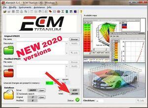 NEW.MEGA PACK ECM titanium 26000 FUUL drivers+60.000 DRIVER+Winols226.Ramping..