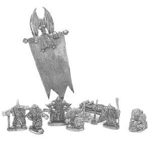 Dwarf Generals War Council 28mm Unpainted Metal Wargames