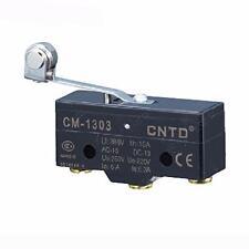 Micro Interruttore Switch Serie CM plastica 1NO+NC 15A 250V IP20 |CNTD-CM-1303
