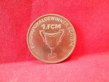 Medaille DDR Leipzig ' 77 Europapokalgewinner EC II 1974 1. FCM