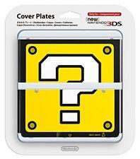New Nintendo 3DS Cover Plates No.046 Question Block Hatena Kisekae New Japan