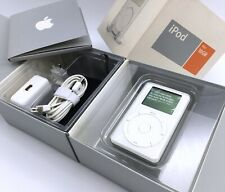  Apple iPod Classic 2nd Generation 10gb In Original Box Rare Vintage ★★★★★