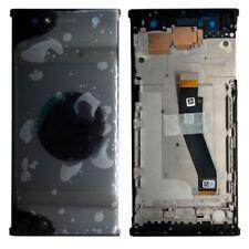 Sony écran LCD complet avec cadre pour Xperia XA2 ultras noir échange NEUF TOP