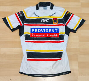ISC Bradford Bulls Player Fit Rugby League Jersey Shirt Top - XL Extra Large