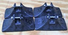 Barrecrafters Ski Rack Rubber Support Towers (Feet)