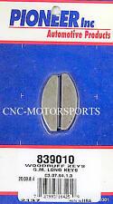 Crankshaft Woodruff Keys Chevy 173 350 454 Chrysler 318-440  Pontiac 304-455