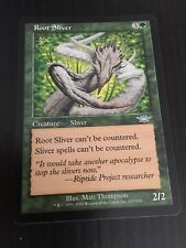 MTG MAGIC LEGIONS ROOT SLIVER (ENGLISH SLIVOIDE ENRACINE) NM