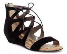 1ce72de849a3a Sam Edelman Dean Black Caged Sandals 5079 Size 10 M