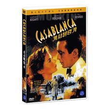 CASABLANCA (1943) DVD - Ingrid Bergman, Humphrey Bogart *New* *Sealed*