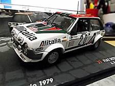 FIAT RITMO ABARTH tg. 2 Monte Carlo Rally #20 BETTEGA Alitalia Ixo Altaya 1:43