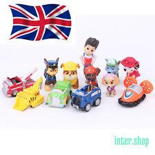 NUOVO 12pcs PAW PATROL toys Action figure in plastica Puppy PATROL Dog bambini regali