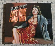 Robert Plant - Last Time I Saw Her 2003 US 2 Track PROMO CD Pre-Owned Excellent