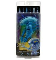 ALIENS ACTION FIGURE: Blue Warrior Alien (NECA 2017) NEW FACTORY SEALED